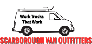 SCARBOROUGH VAN OUTFITTERS, Logo